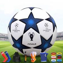 Size 4 Size 5 Pu Soccer Ball Champions League Football World Cup Soccer Training Equipment Voetbal Goal League Ball Outdoor Spor chicco goal league