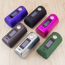Asmodus 180 Вт Мини сенсорный экран Vape мод 180 Вт электронные сигареты Minikin V2 коробка мод для 510 атомайзер с резьбой