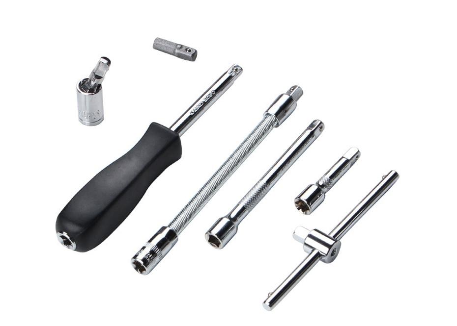 Ratchet Wrench Socket Set 4