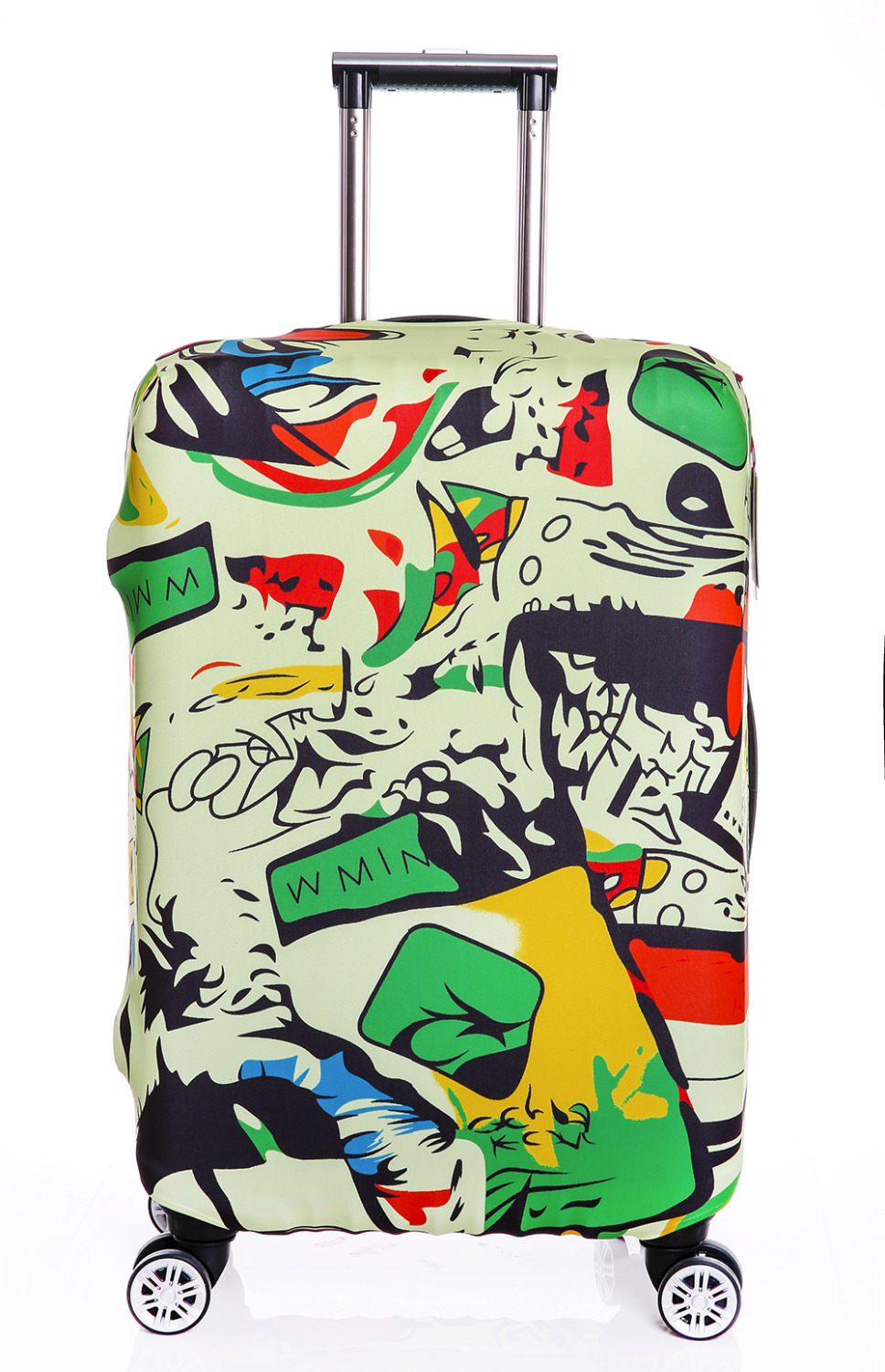 "Luggage Suitcase Protector Cover Dustproof Luggage Covers Apply to 18""~32"" Traveling Cases"