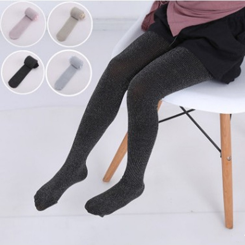 63384f3f6fd53 The New Spring and Summer Children Anti Snag Socks Silver Pantyhose Girls  Fashion Bright Silk Backing-in Tights & Stockings from Mother & Kids on ...