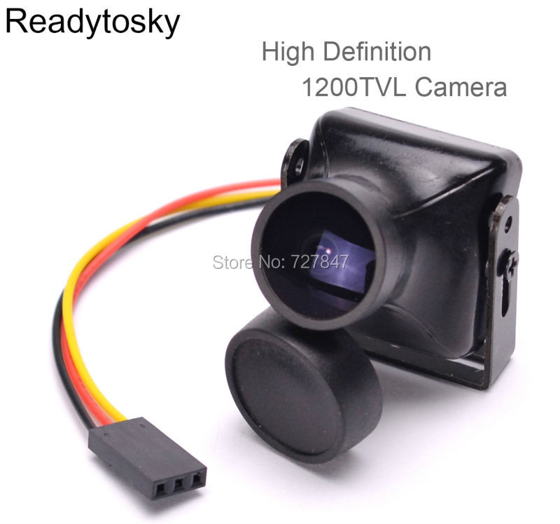 High Definition 1200TVL COMS Camera 2.8mm Lens PAL FPV Camera for FPV RC Drone Quadcopter ZMR250 dalrc 800tvl fpv coms camera 2 5mm 120 degree lens 1 3 inch camera