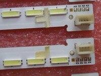 LED Backlight Lamp strip Voor SAMSUNG 42E610G 2012CSR420 7020L60REV1. 1 42 inch LCD Monitor Hoge licht 2 stks