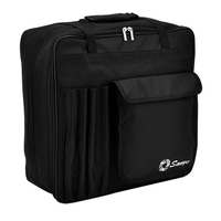Waterproof Snare Drum Bag Oxford Thickening Backpack Instrument Case With Pocket For 13 14 15 Inch