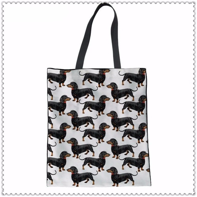 INSTANTARTS-Canvas-Tote-Female-Single-Shopping-Bags-Large-Capacity-Women-Canvas-Beach-Bags-Dachshund-Dog-Print.jpg_640x640