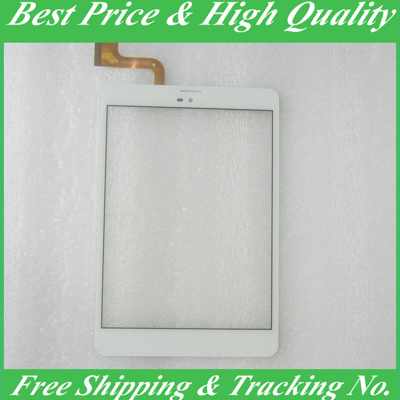 White New Touch screen Digitizer 7.85 ZTE e-Learning PAD E8Q+ Tablet Touch panel Glass Sensor replacement Free Shipping white new for 10 1 polaroid 10 1 mid4710pje05 112 tablet touch screen panel digitizer glass sensor replacement free shipping