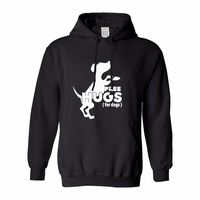 Skull Oversize Unisex Zipper Hoodie Sweatshirt Fashion Leopard Hoodies For Men Free Hugs For Dogs Vneck