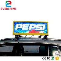 Comparar P5 led taxi de techo superior de publicidad al aire libre de color SMD led taxi