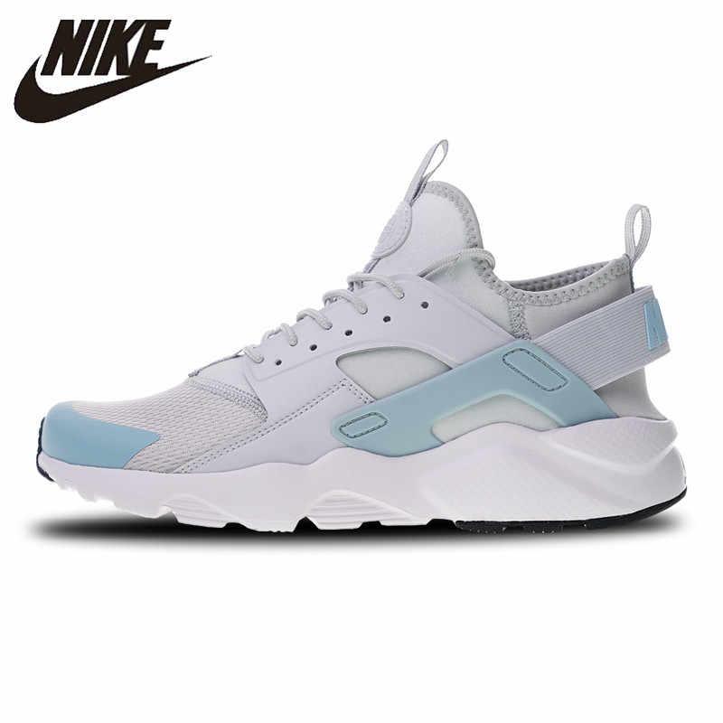 e764563703fb4 Nike Air Huarache Run Ultra White Textile Running Shoes Sneakers Sports for  Women 847568-011