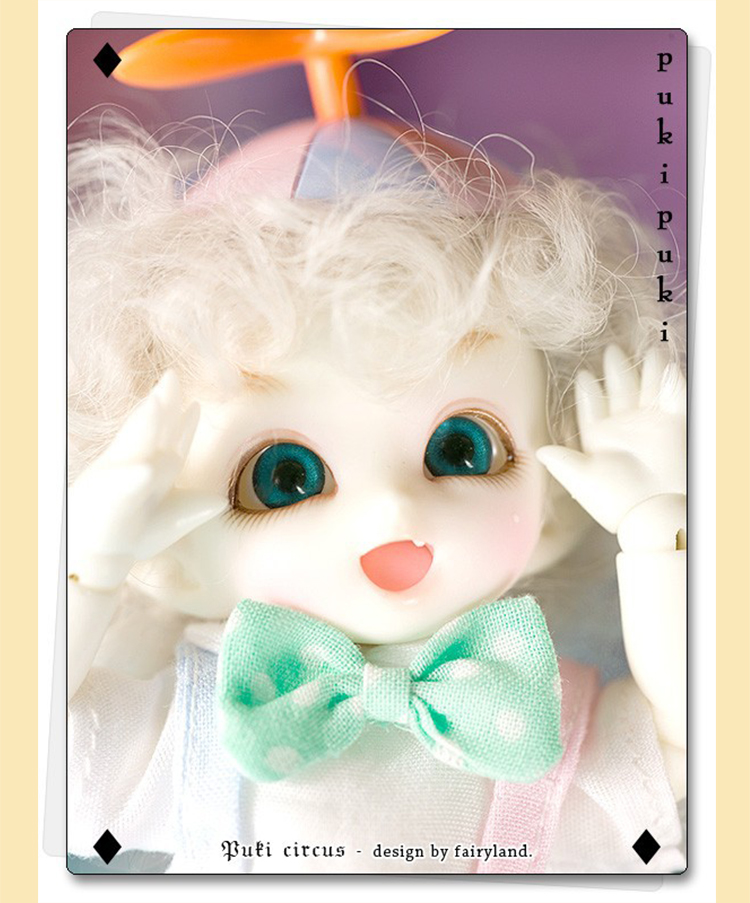 1/12 scale BJD about 10cm pop BJD/SD cute kid pukipuki pongpong Resin figure doll Model Toy gift.Not included Clothes,shoes,wig