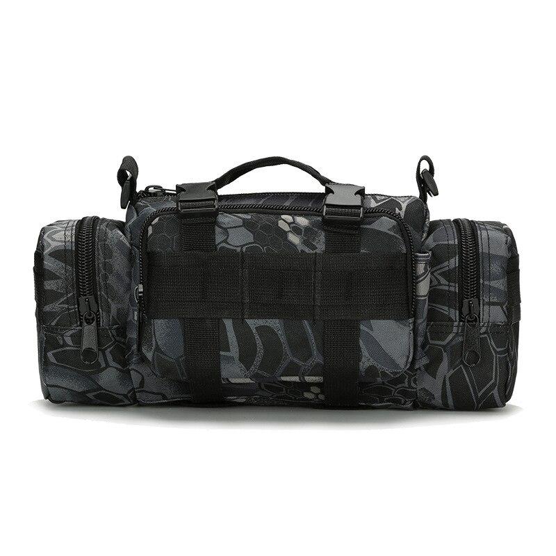 Многофункциональные 3P Волшебные карманы для спортивной рыбалки, рыбалки на открытом воздухе, водонепроницаемые сумки для бега, камера для ...