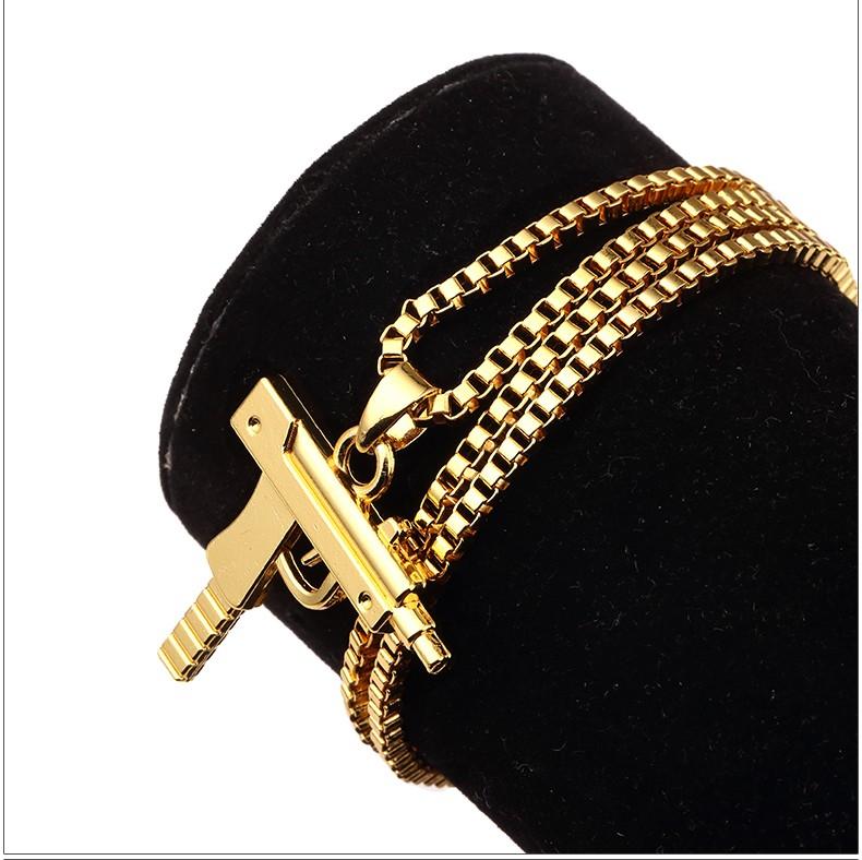 Hip hop necklace 07