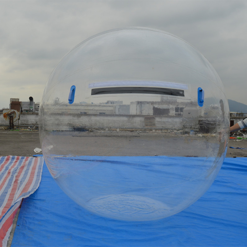 Free Shipping Transparent Water Zorb Ball For People Top Quality 2m Water Walking Ball Giant Water Ball Zorb Ball Ballon Cheap