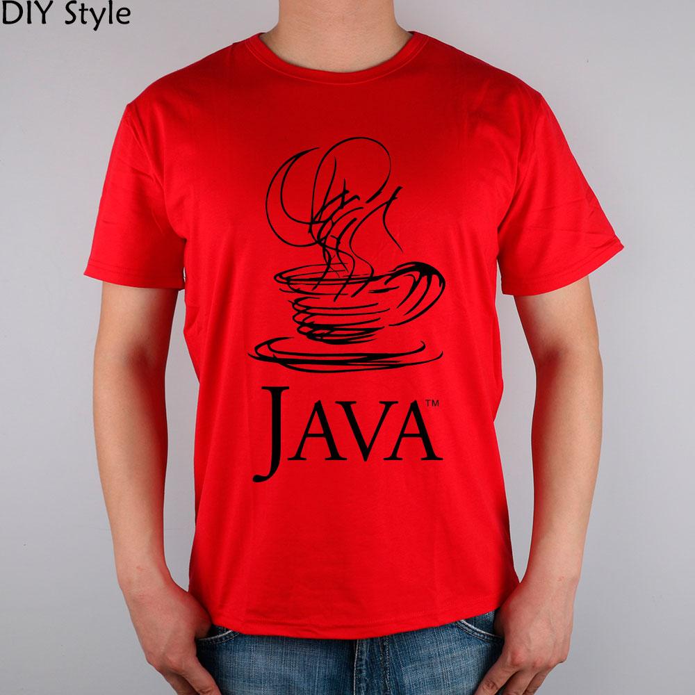Java T Shirt Cotton Lycra Top Fashion Brand T Shirt Men