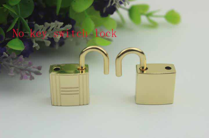 Luggage & Bags Obliging 10pcs/lot Luggage Hardware Accessor No Key Switch Lock Hand Zip Lock Bags Padlock Cabinet/ Drawer/box