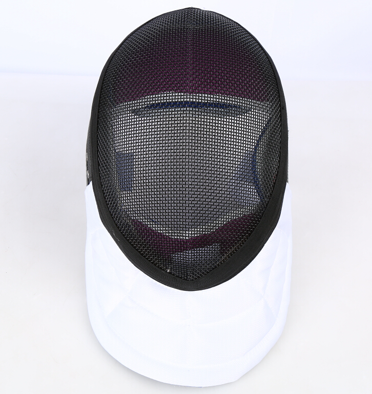Epee mask CE 350N fencing masks removable and washable lining