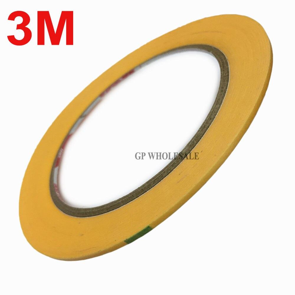 3m automotive refinish masking tape yellow