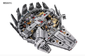 Image 3 - כוח מתעורר כוכב סט מלחמת סדרת תואם 79211 דמויות דגם אבני בניין צעצועים לילדים צעצוע בלוק
