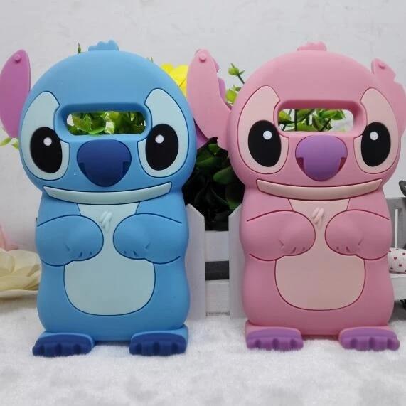 For Coque Samsung Galaxy Core Prime G360 G361F G361H G3606 G3608 Soft 3D Silicon Cute Lilo Stitch Case Cover for core prime G360