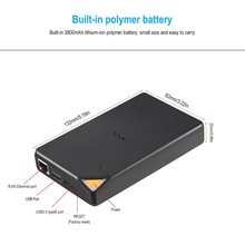 SSK SSM F200 Portable USB3.0 Smart Wifi Storage 1TB Built-in 2.5inch 300Mbps Remote Access APP Operation for IOS
