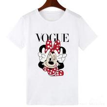 цена FIXSYS 2019 Summer Women T Shirts Loose Cotton O-Neck Short Sleeve Tees White Harajuku Punk Woman Tops Cute Shirts в интернет-магазинах