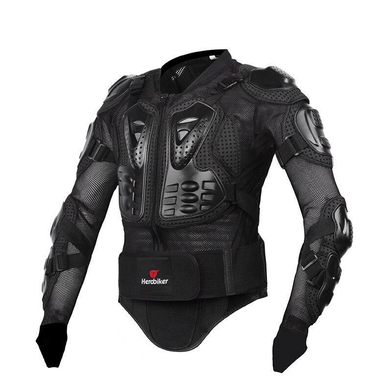 Veste de Moto hommes corps complet Moto armure Protection Motocross course équipement de Protection Moto Protection taille # S-5XL