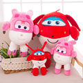 30cm/20cm  Mini  Super Wings Planes Airplane Stuffed Aniamls Plush Toys