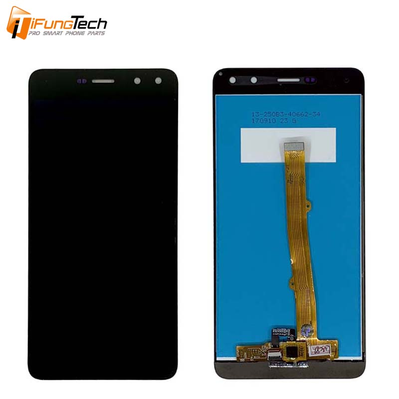 Gold White Black For Huawei Nova Young 4G LTE Y6 2017 Y5 2017 LCD Display Touch Screen Digitizer Assembly MYA L11 MYA L41 in Mobile Phone LCD Screens from Cellphones Telecommunications