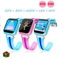 Смарт-часы Q100 Q750 для детей  детские часы с телефоном  сенсорный экран 1 54 дюйма  Wi-Fi  GPS  SOS  часы для смартфона  PK Q90