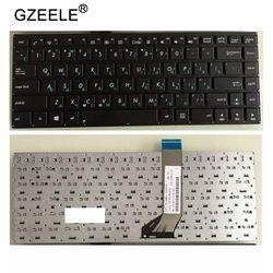 RU черная клавиатура для ноутбука ASUS S451 s451Lb S451L S451E X402C S400CB S400C X402 S400 F402C S400 S400CA x402CA русская