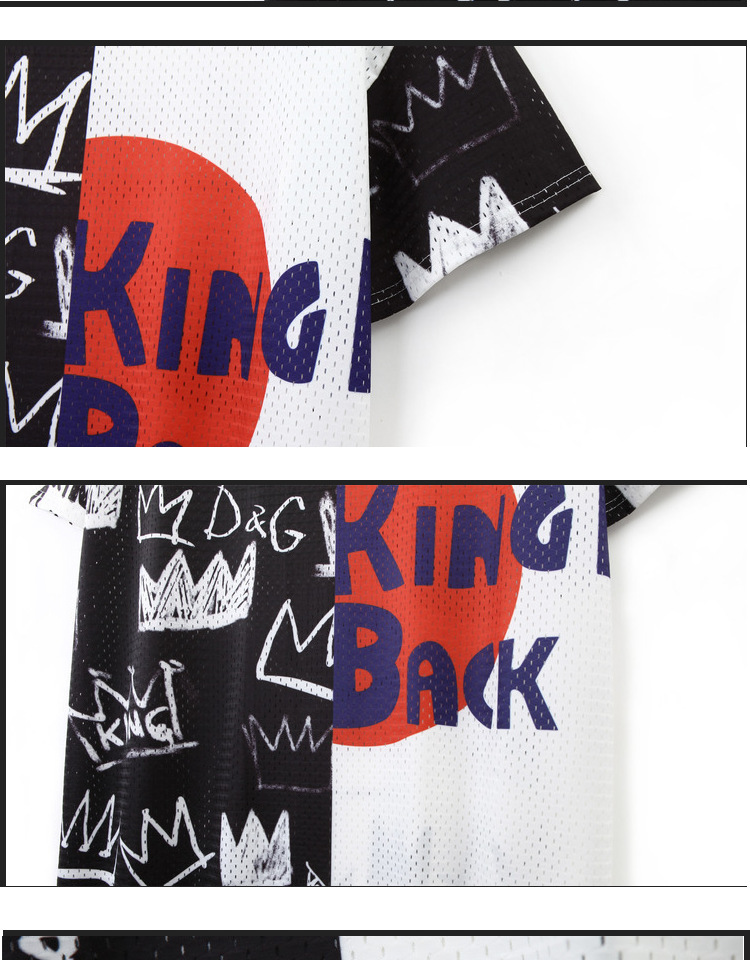 New 2019 Graffiti Patchwork Letter Loose Tee Dresses For Women Straight Long T Shirts Dress Hip Hop Style Streetwear in Dresses from Women 39 s Clothing