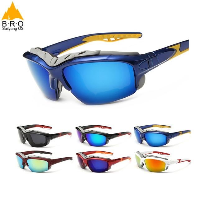 UV400 Ciclismo Gafas polarizadas deportes al aire libre Bicicleta de Bicicleta  Gafas Ciclismo Gafas de sol d85f52f05c37