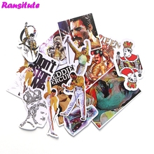 Mobile-Phone Sticker Laptop Luggage Skateboard Car Doodle DIY Singer Waterproof 13pcs/Set