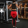 Ladies Sexy Gym Wear Yoga Pants Love design Leggings Workout Tights for Women Heart Booty Pants