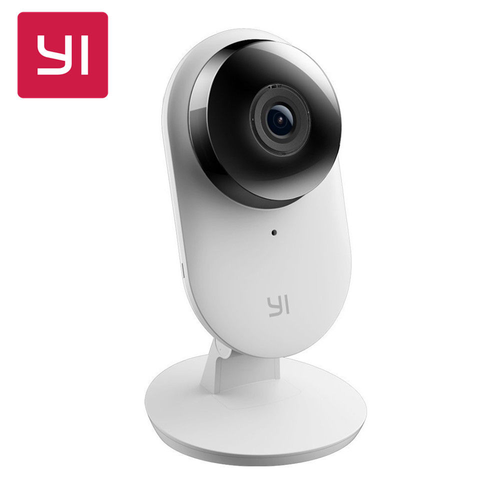 Yi Home Camera 2 1080P HD With 32GB Micro SDCard Night Vision Mini Webcam Home Security
