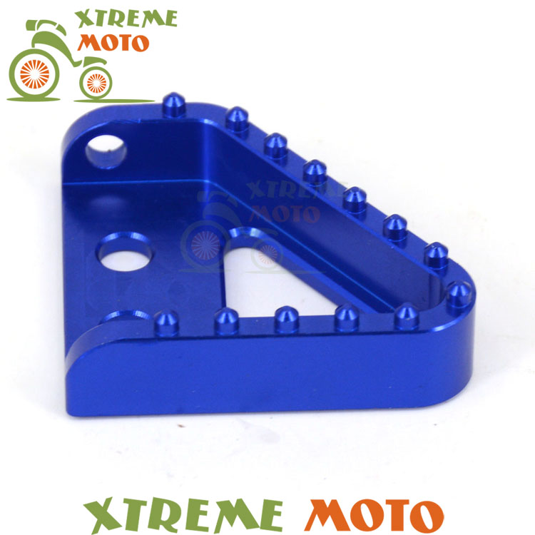 Billet Rear Brake Pedal Step Tip For KTM EXC SX XCF SXF XC XCW EXCF SMC DUKE Adventure 125 250 300 350 400 450 500 690 950 990 orange billet rear brake pedal step tip for ktm 125 530 690 950 990 sx exc xcf sxf xc xcw excf excw excf duke adventure