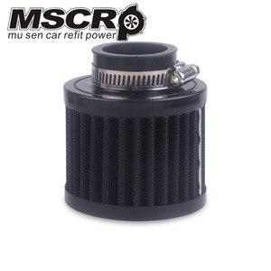 Image 5 - Universel aluminium noir 10AN moteur brossé déflecteur huile attraper boîte Kit réservoir 750ML W/reniflard filtre Kit cylindre 2 Port avant