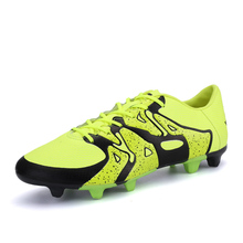 Soccer Shoes Football Boots Adults Boy Kid Hard Count Trainers Sports Sneakers Shoes Indoor kids Futsal shoes for Soccer Shoes