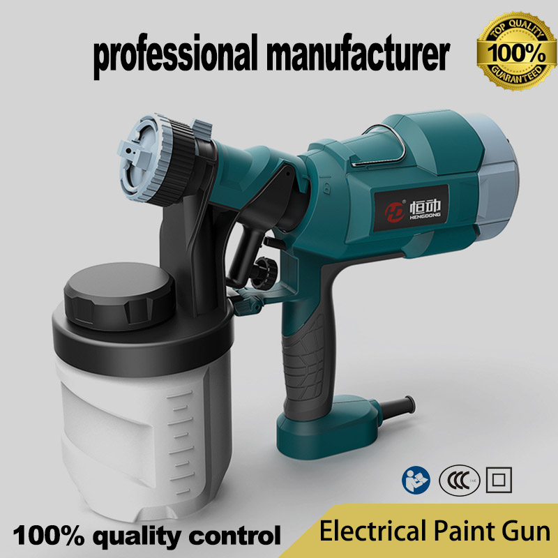 New electric spray gun paint spraying machine latex paint spray gun pneumatic nozzle change paint spray paint machine wholesale sandblasting gun feeding nozzle pneumatic spray mortar exterior wall decoration of building latex paint spray paint th page 2