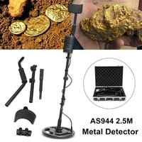 Silber Und Gold U-metalldetektor goldgräber Schatzsucher, Detektionstiefe 2,5 Mt Professionelle metalldetektor AS944