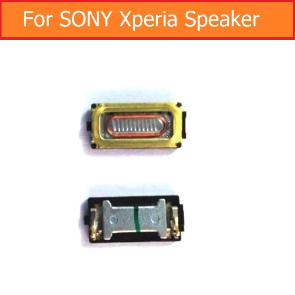 New Genuine Earpiece Speaker For Sony Xperia Go ST27 ST27i Ear Speaker For Sony Xperia J ST26 ST26i Speaker Receiver Replacement