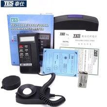 TES-1334A Digital Light Meter Lux Tester Beleuchtungs Meter