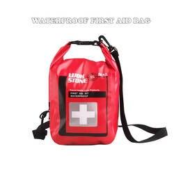 Новый портативный 5L водостойкая сумка первой помощи с плечевым ремнем Открытый выживания Аварийные наборы для наружного походы в горы