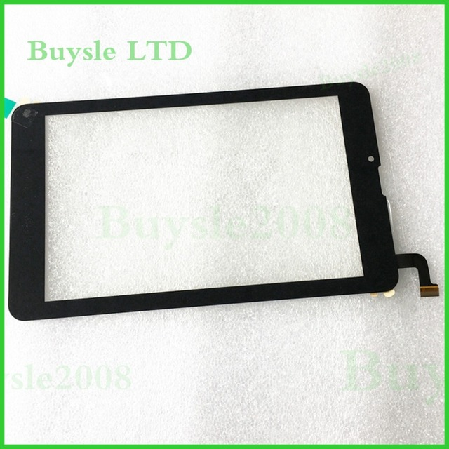 10pcs/Lot New 7'' inch For 4Good Light AT200 Tablet PC Digitizer Touch Screen Panel Replacement part Free Shipping