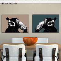 2015Fee Shipping Wall Art Canvas Painting Wall Pictures For Living Room Cuadros Decoration Quadros De Parede