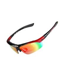 UV400 Protection Bicycle Polarized Sunglasses