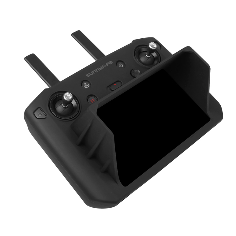 mavic 2 Smart remote control with screen silicone protection cover with sun shade hood for dji mavic 2 pro zoom drone Accessories 1 (2)