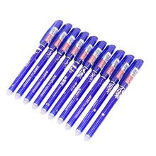 144 pcs 도매 지울 수있는 펜 학생 문구 지울 수있는 젤 펜 쓰기 유창하게 통과하지 마십시오