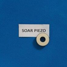Пьезоэлектрическое кольцо 38*15*6.5мм-PZT4 пьезо-керамический болт-зажатый датчик ультразвукового очистителя PZT биодизельного смесительного датчика чипы