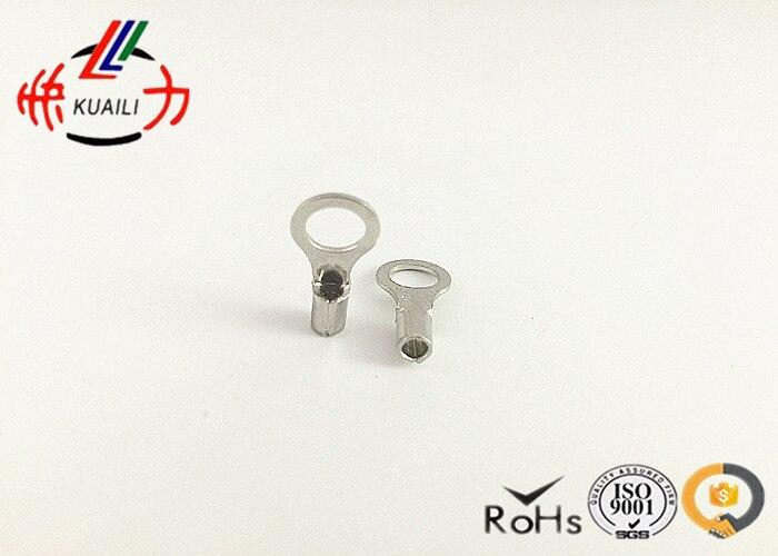 1000PCS NON-INSULATED RING TERMINALS RNBS 2-6 1000pcs non insulated ring terminals rnbl 1 25 4